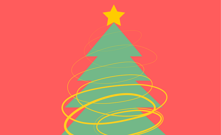 5-simple Christmas decorations