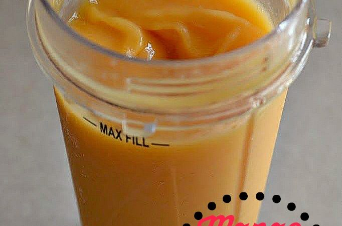 Delicious Mango Pineapple Smoothie