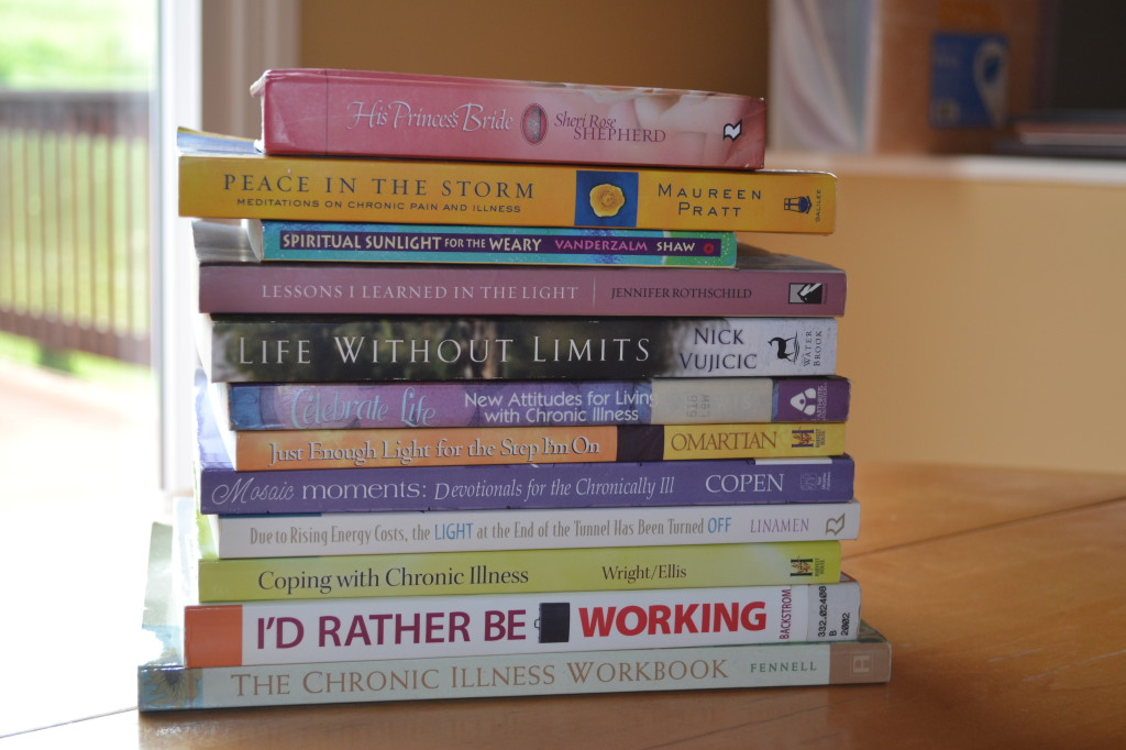 books for living with chronic illness