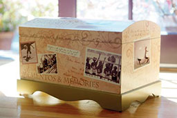 preserving memories for the family