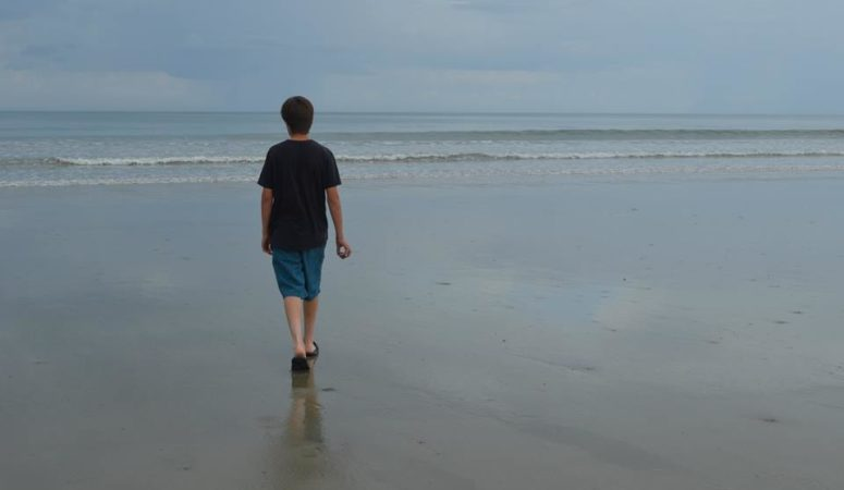 Cocoa Beach Vacation {and one off to college!}