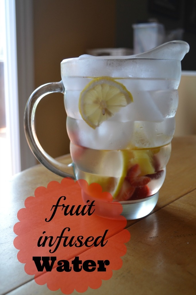 Fruit Infused Water {A Refreshing Drink}