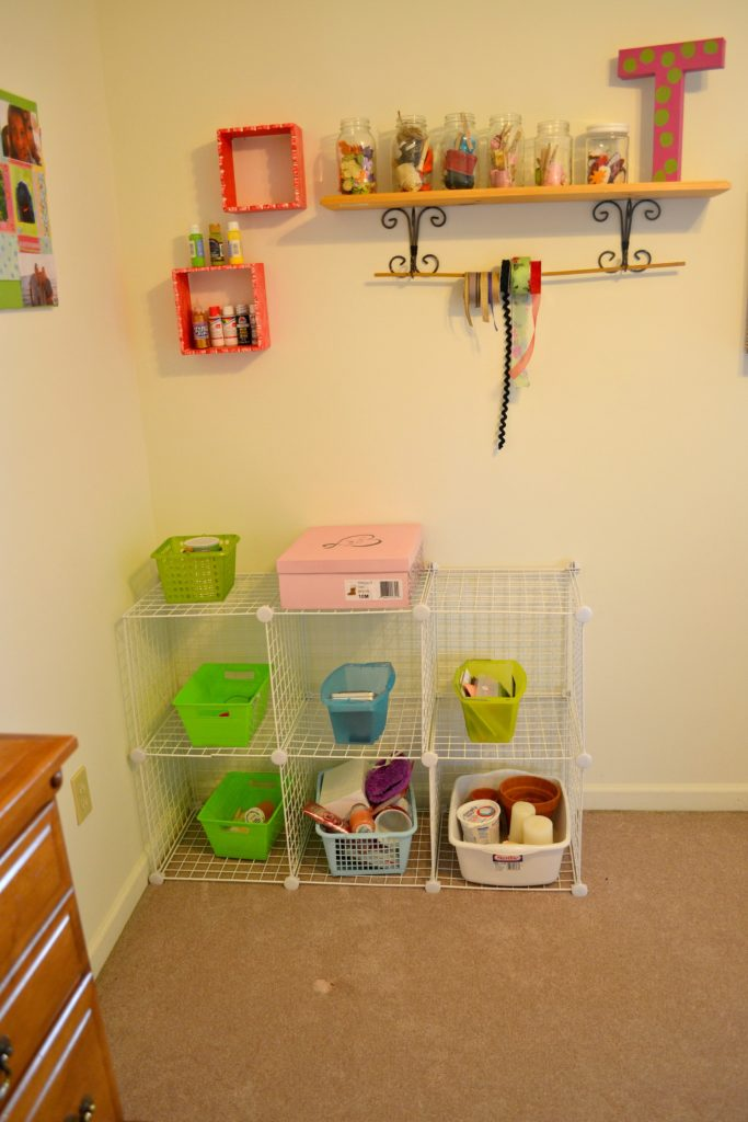 craft room redo