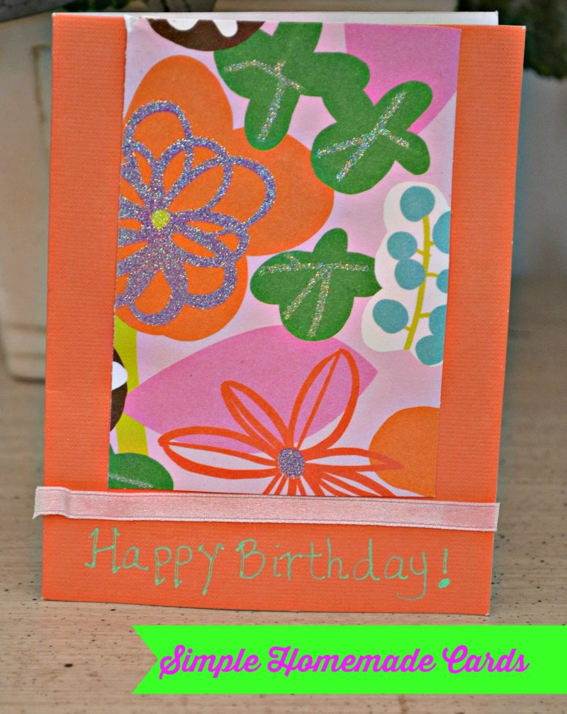 Simple Homemade Cards My Fruitful Home