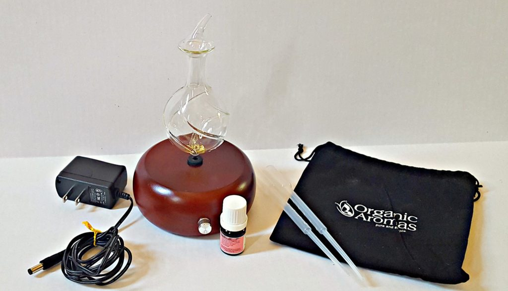 wooden essential oil diffusers
