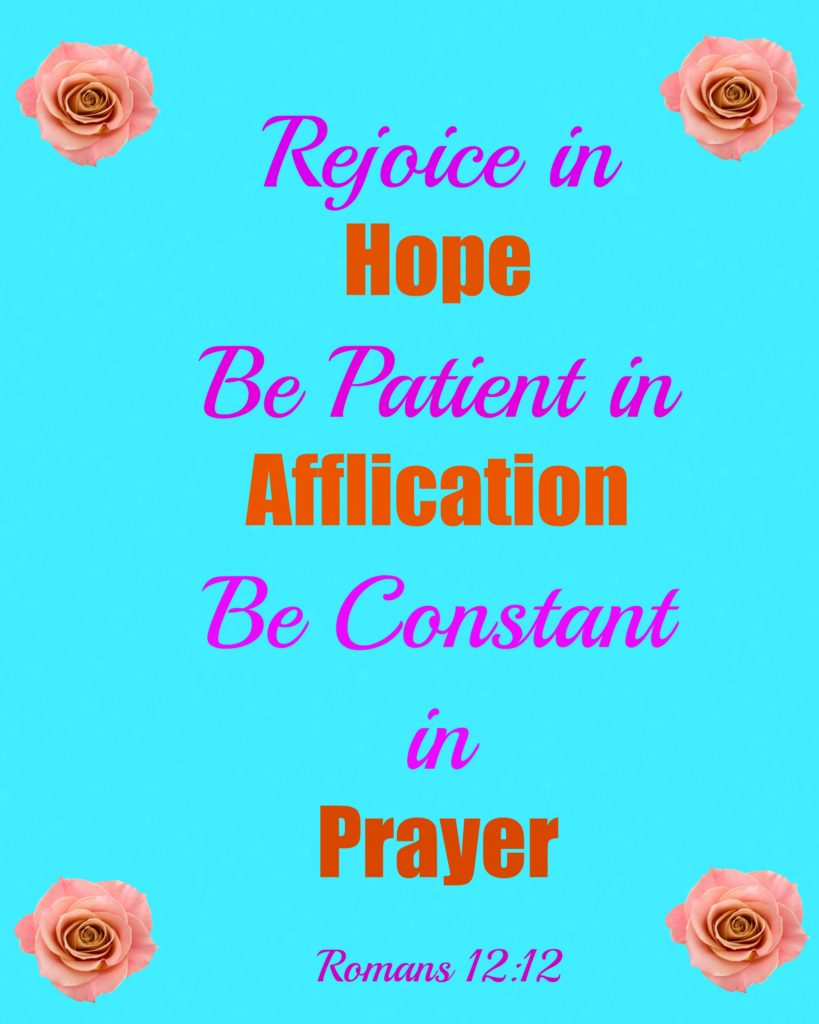 encouragement for your soul