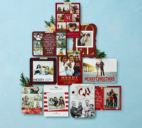 Ten Free Holiday Cards from Tiny Prints