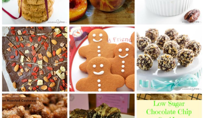 Guilt Free Healthy Christmas Desserts