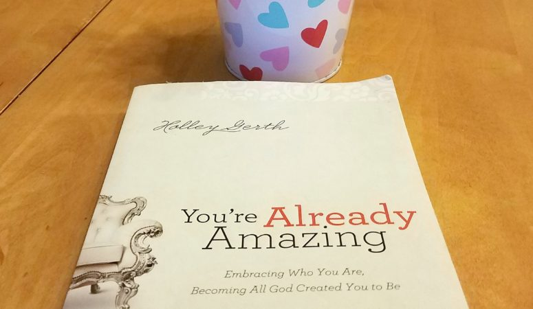 How to Find Your Life Purpose {A Book Review of Holley Gerth's Book You're Already Amazing}